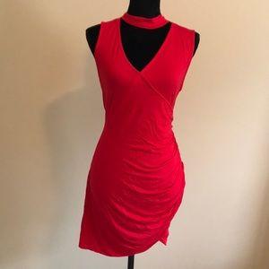 PLT Choker Dress